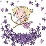 Cupid Imagen de archivo libre de regalías