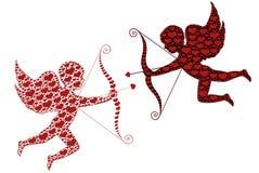 Cupid royalty illustrazione gratis