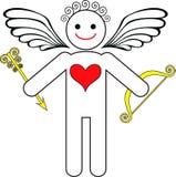 Cupid illustrazione vettoriale