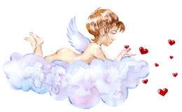 cupid Royaltyfria Bilder