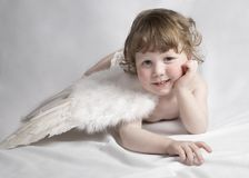 Cupid Royalty Free Stock Image