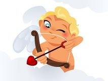 Cupid Stock Image