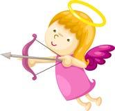 Cupid vektor illustrationer