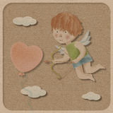 Cupid. Stock Image