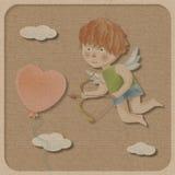 Cupid. Stock Image