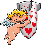 cupid Fotografia de Stock