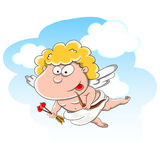 cupid Stock Foto's