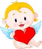 Cupid Angel stock illustration