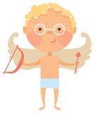 Cupid angel Royalty Free Stock Photos
