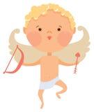 Cupid angel Stock Image