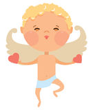 Cupid angel Royalty Free Stock Photography