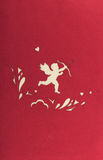 Cupid background Royalty Free Stock Photos