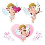 Cupid collection Stock Images