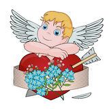 Cupid Royalty Free Stock Photo