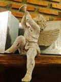 Cupid. Lovely decorate home shop Stock Photo