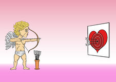 Cupid. Royalty Free Stock Photo