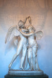 Cupid and Psyche Royalty Free Stock Photography