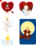 Cupid's Love Stock Photography