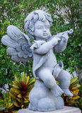 Cupid sculpture Royalty Free Stock Image