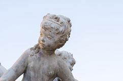 Cupid statue Royalty Free Stock Image