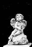 Cupid Statue. Royalty Free Stock Images