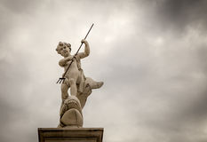 Cupid statue Stock Image