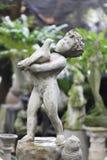 Cupid Statue sculpture in the garden. Cupid  Statue sculpture in the garden Royalty Free Stock Image