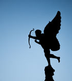 Cupid statue Royalty Free Stock Photo