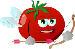 Cupid tomato Stock Photos