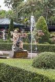 Cupidi con le fontane Fotografia Stock