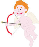Cupido Stock Illustratie