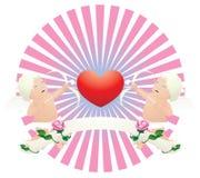 Cupido stock illustratie