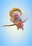 Cupido Imagens de Stock Royalty Free