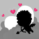 Cupido Imagens de Stock