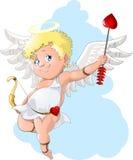 Cupido ilustração royalty free