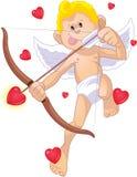 Cupido Immagine Stock