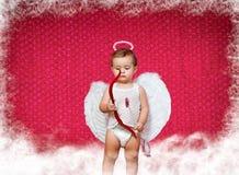 Cupido del bebé Foto de archivo