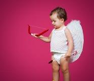 Cupido do bebê Foto de Stock