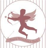 Cupido-moderno Imagens de Stock Royalty Free
