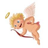 Cupido pequeno Fotos de Stock Royalty Free