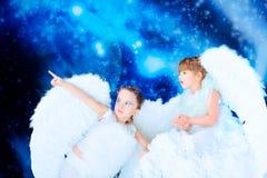 Cupido's Royalty-vrije Stock Afbeeldingen