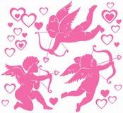Cupido's Stock Afbeeldingen