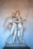 Cupido y psique Fotografía de archivo libre de regalías