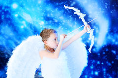 Cupidon Photo stock