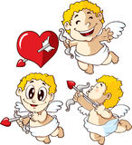 Cupidon Photographie stock libre de droits
