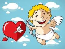 Cupidon Illustration Stock