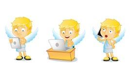 Cupidon 3 Images libres de droits