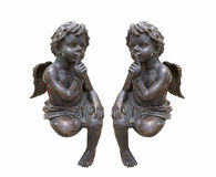 Cupidostandbeeld Royalty-vrije Stock Afbeelding