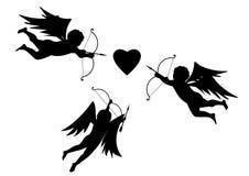 Cupids Stock Image