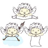 Cupids#2 barroco libre illustration